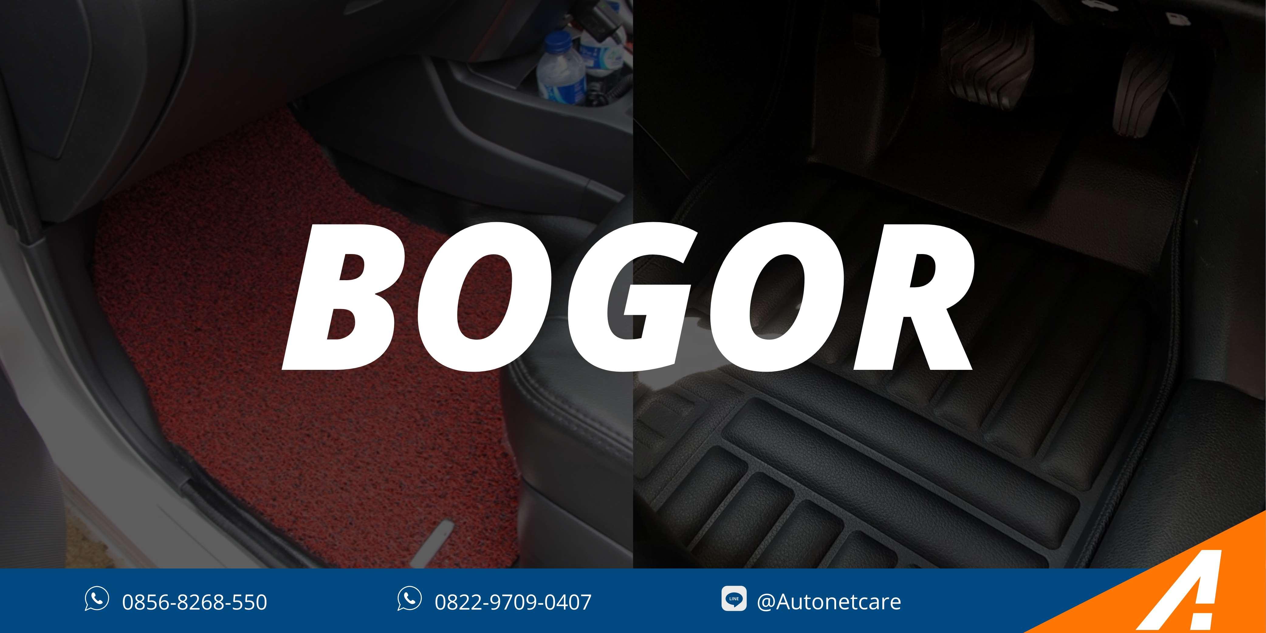 Jual Karpet Mobil di Bogor