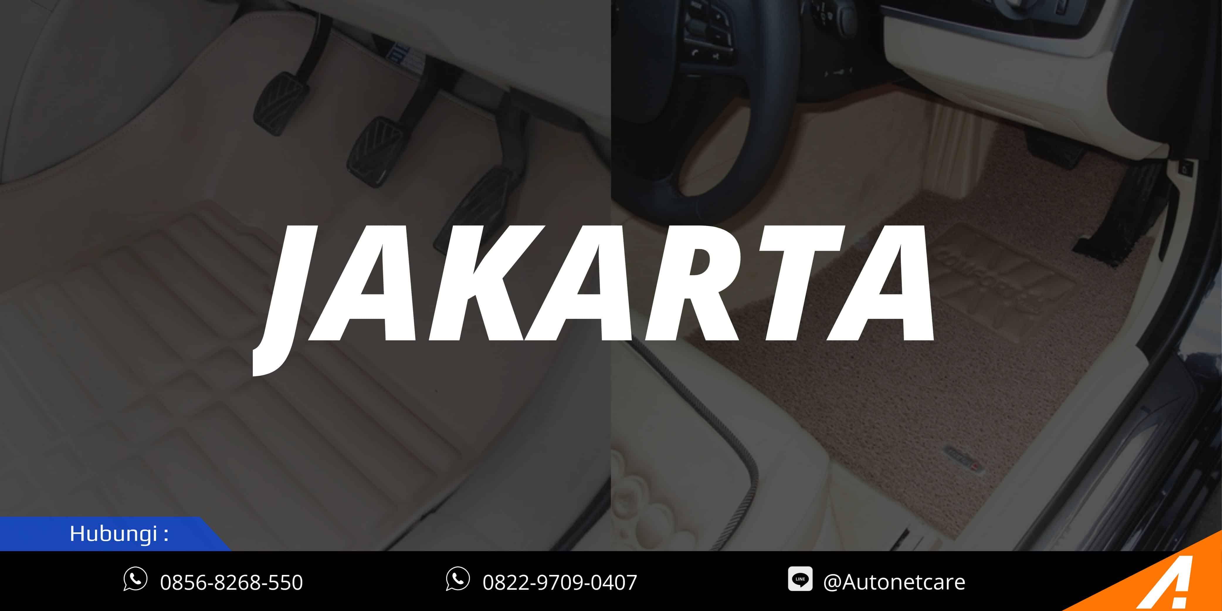 Jual Karpet Mobil di Jakarta