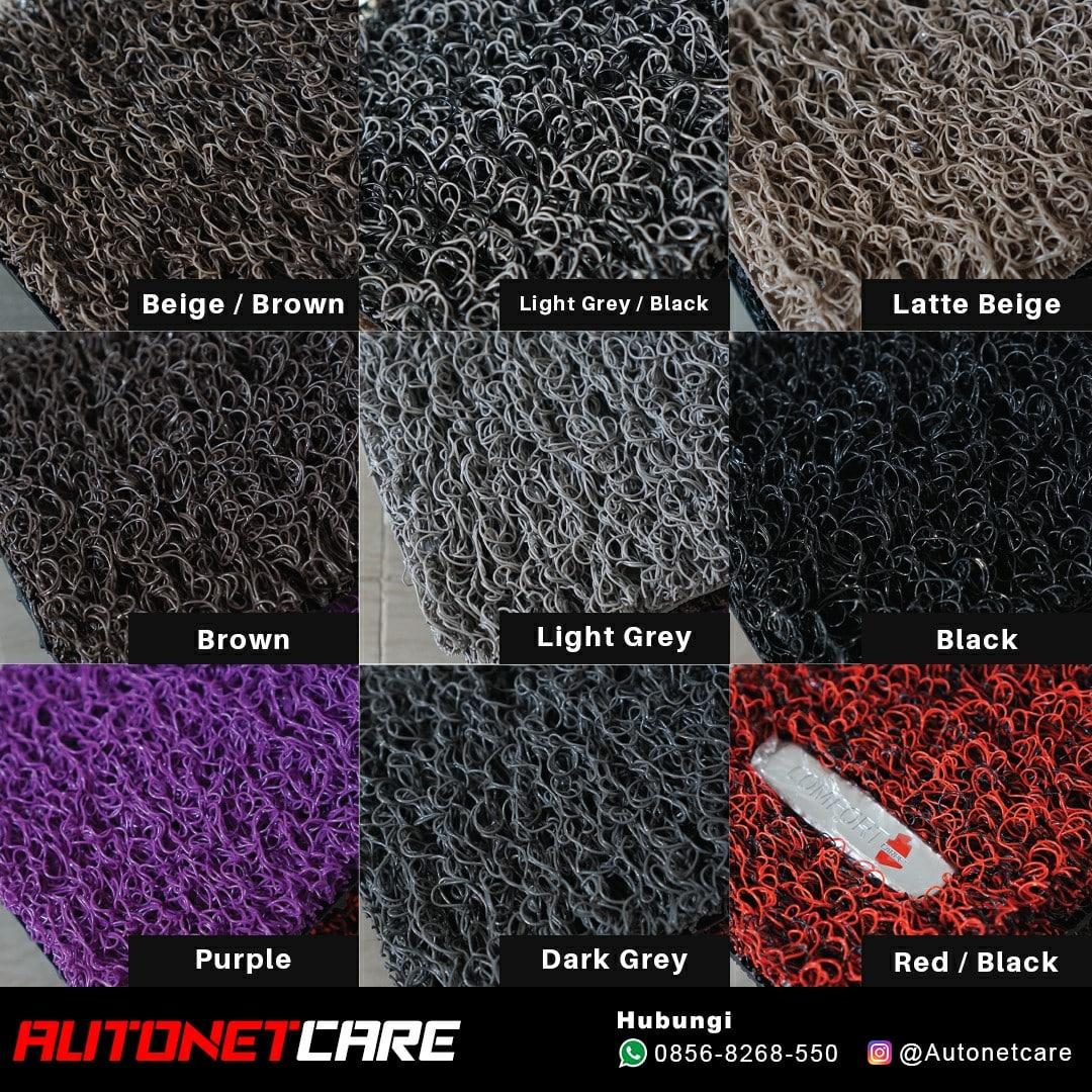 Apa Warna Karpet yang Sesuai untuk Mobil Kamu?