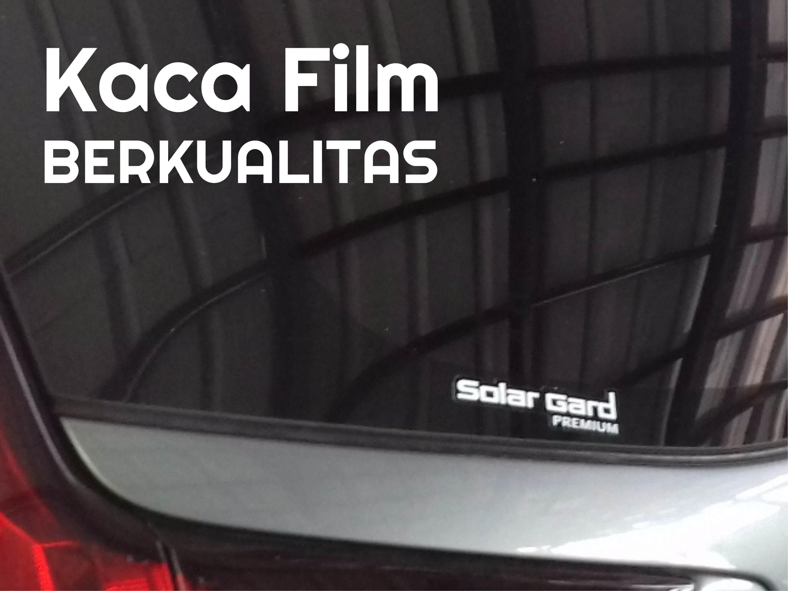 Kaca Film Berkualitas dengan Harga Terjangkau
