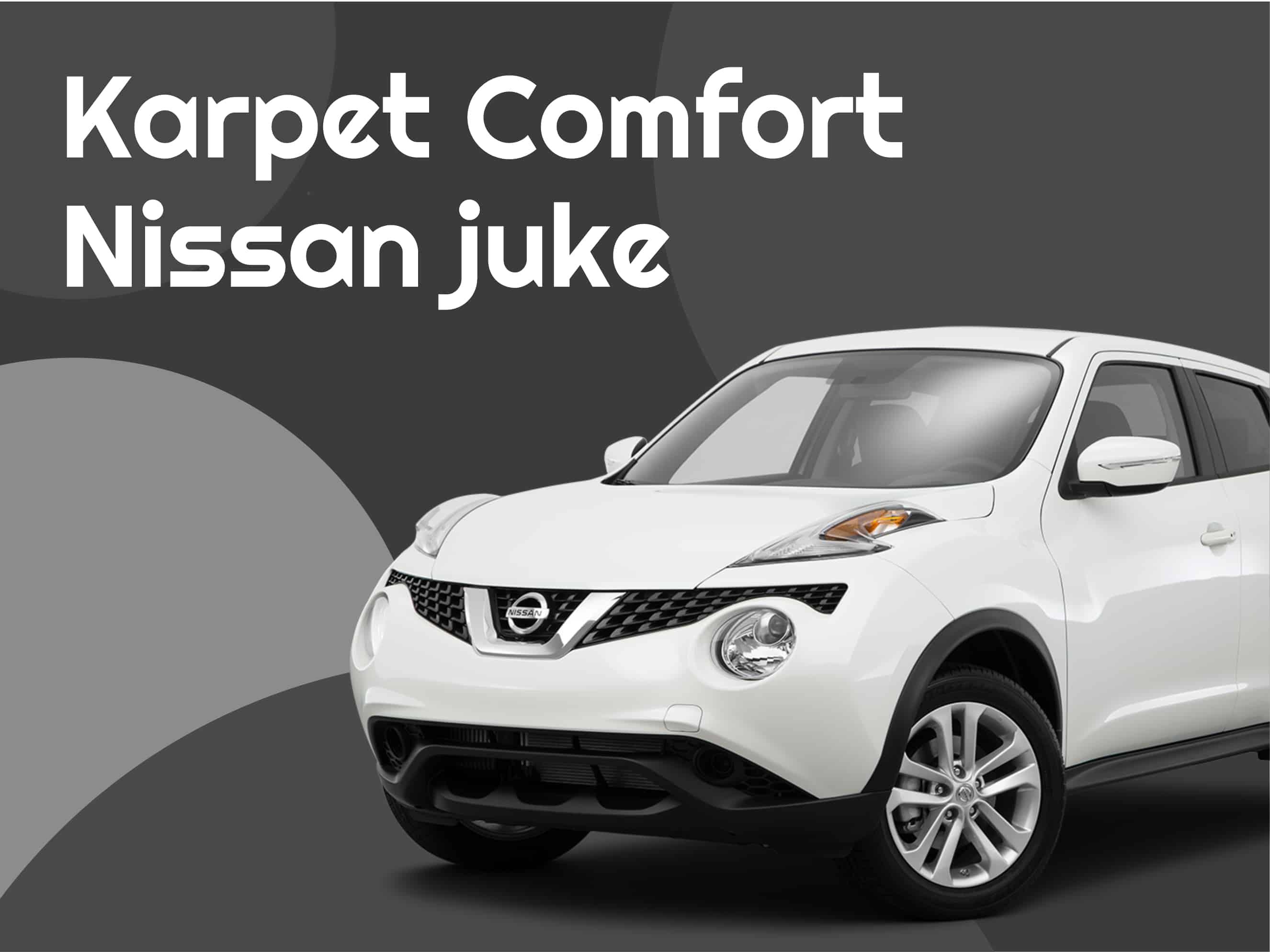 Karpet Comfort Untuk Nissan Juke