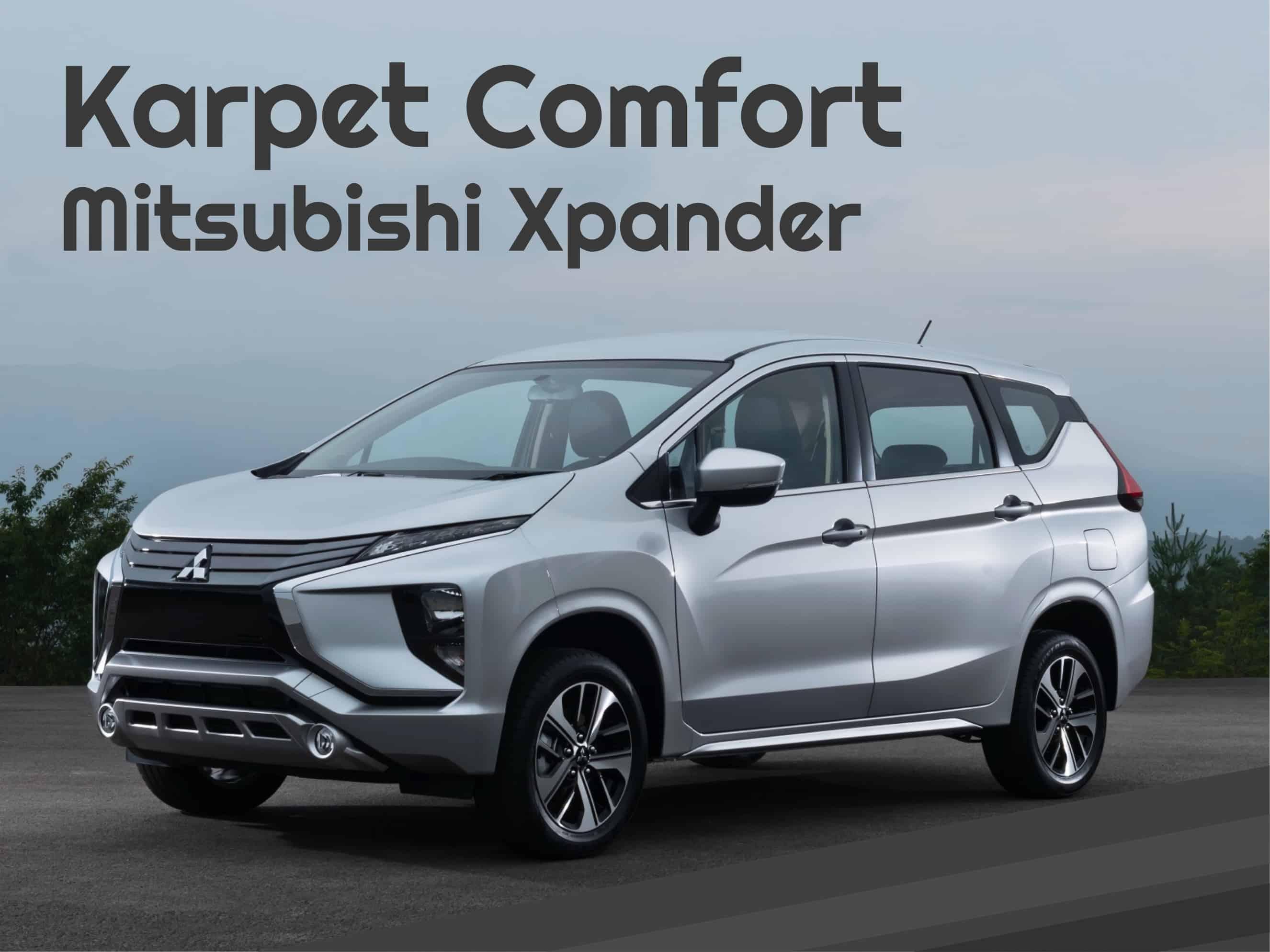 Karpet Comfort untuk Mitsubishi Xpander