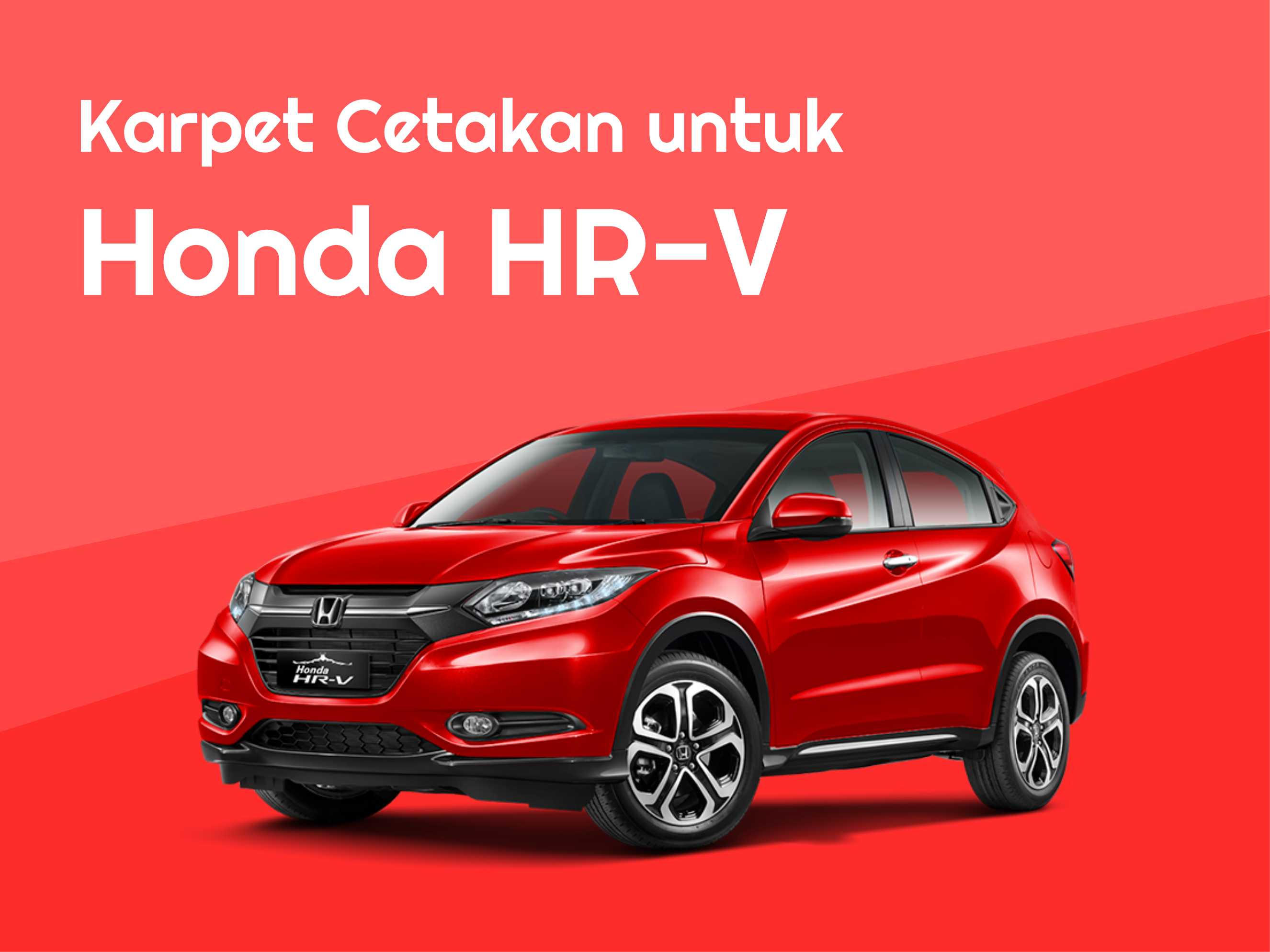 Karpet Cetakan Terbaik Untuk Honda HR-V