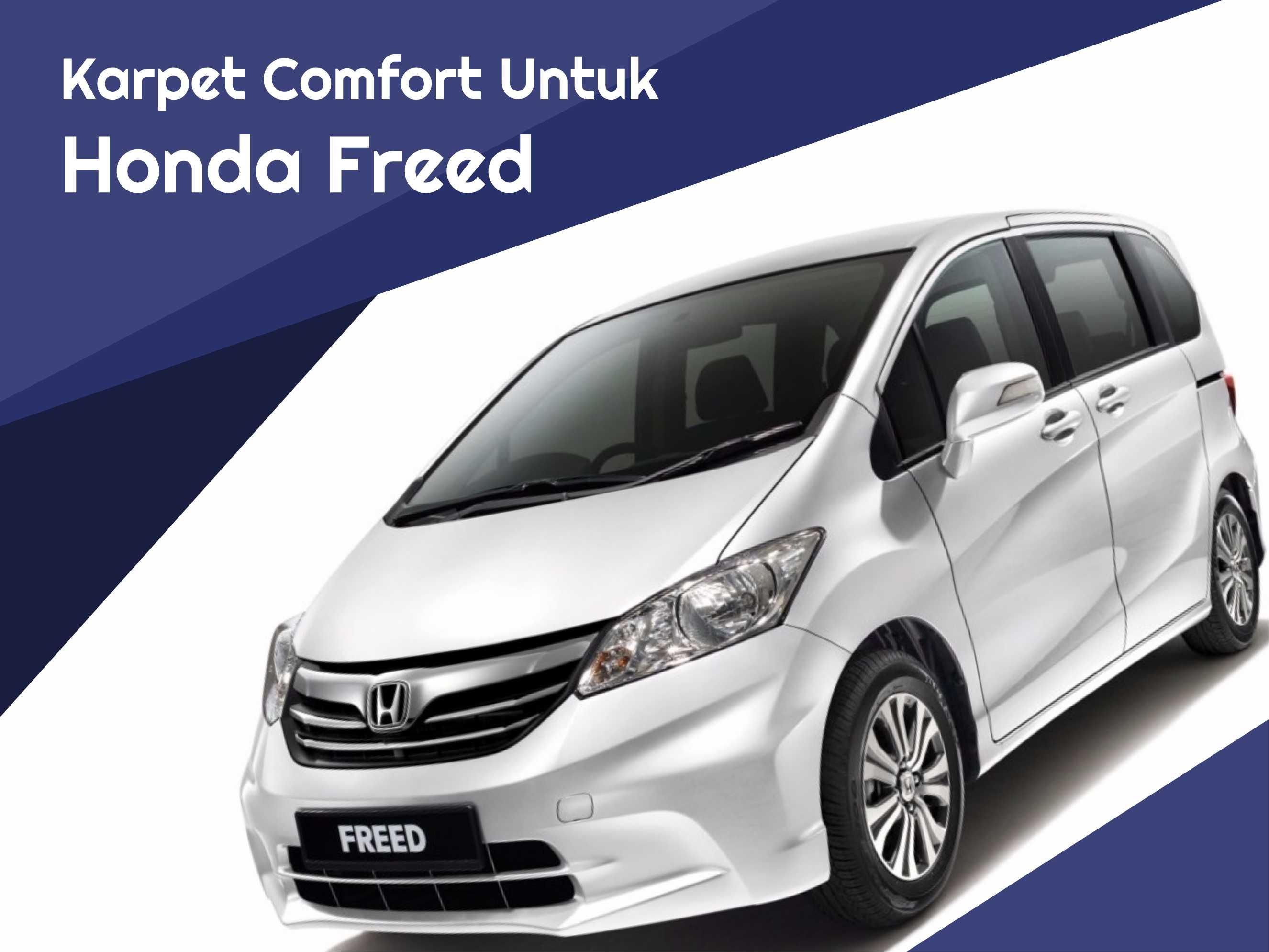 Karpet Comfort untuk Honda Freed