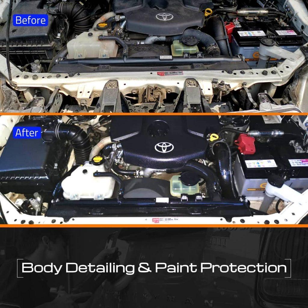 Jasa Salon Mobil Panggilan Paket Auto Detailing Autonetcare Com